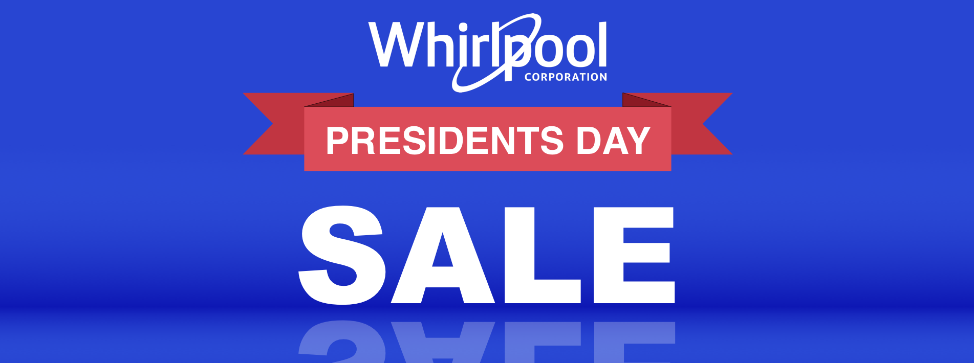 Whirlpool Presidents Day